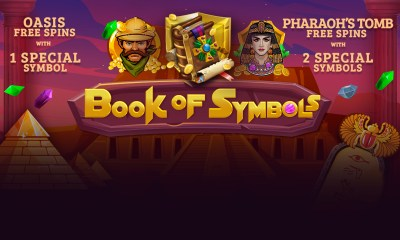 Gamzix launches the newest Book of Symbols slot