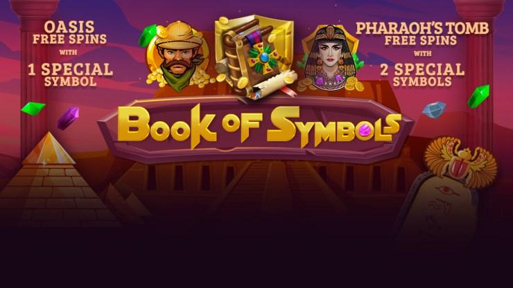 Gamzix meluncurkan slot Book of Symbols terbaru
