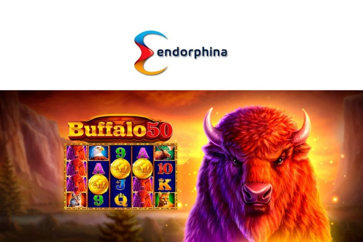 Endorphina's Buffalo 50