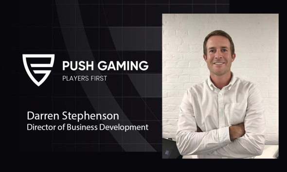 """We want to innovate and ensure that no two releases are ever the same"": Exclusive Nordics interview with Darren Stephenson from Push Gaming."