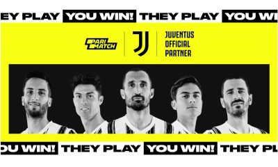Parimatch to announce partnership with football champions Juventus