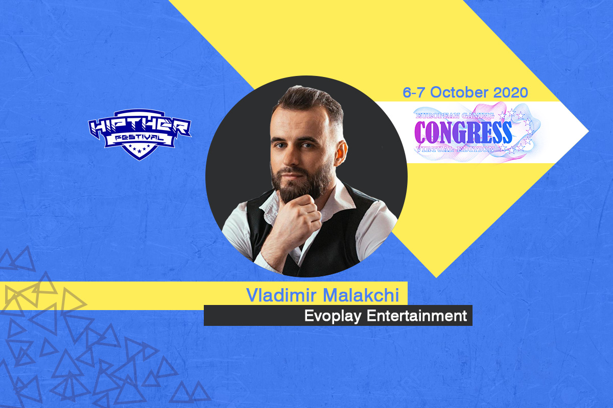 European Gaming Congress 2020 Speaker Profile: Vladimir Malakchi, CBDO at Evoplay Entertainment