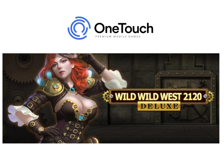 OneTouch Partners with Big Wave Gaming to Launch Wild Wild West 2120