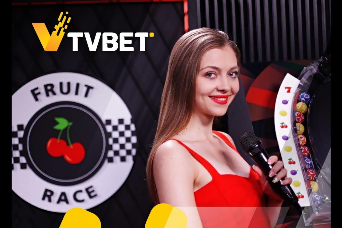TVBET meluncurkan game baru Fruit Race
