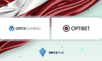 ORYX Gaming live in Latvia with Optibet deal
