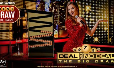 Playtech Launches Live Deal or No Deal – The Big Draw