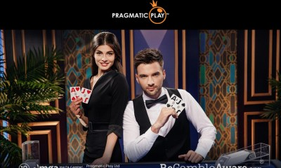 Pragmatic Play Launches Roulette Azure and Blackjack Azure