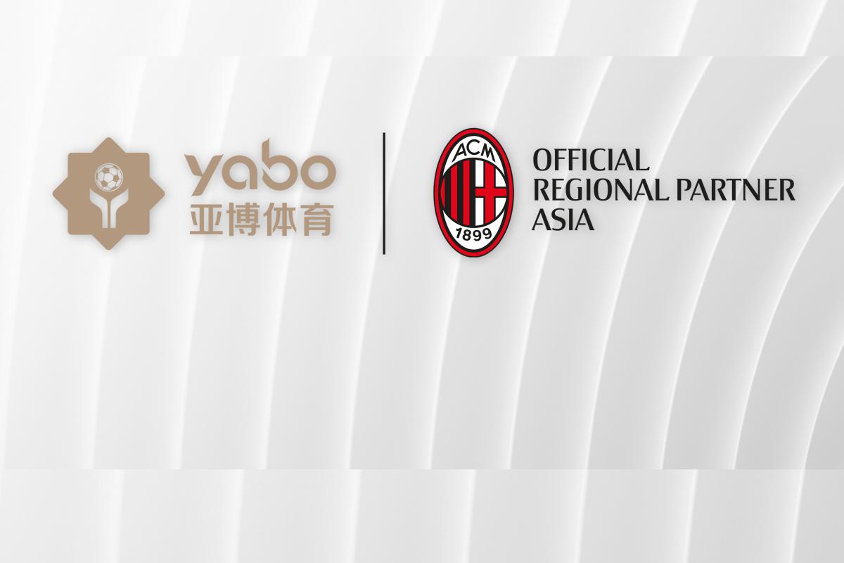 AC Milan Mengumumkan Yabo Sports sebagai Mitra Regional Resmi Baru untuk Asia