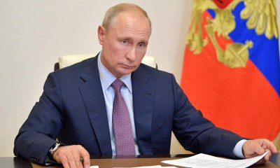 Russian President Vladimir Putin Tightens Tax Controls