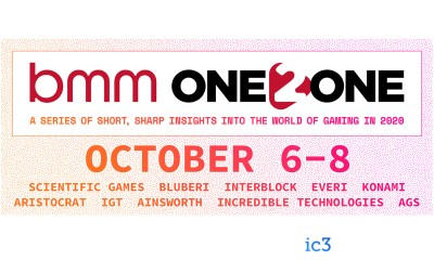 BMM Testlabs' One2One - a series of short, sharp insights into the world of gaming