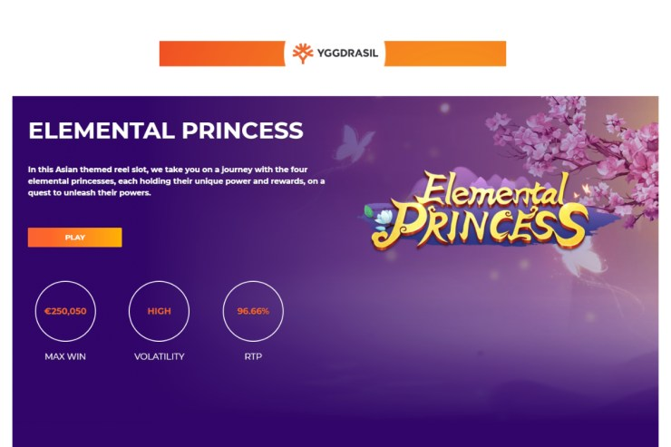 YG Masters partner DreamTech Gaming releasing Elemental Princess using GATI