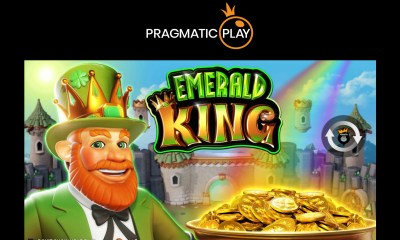 Pragmatic Play travels to mystical realms in Emerald King