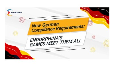 Endorphina meets new German regulations