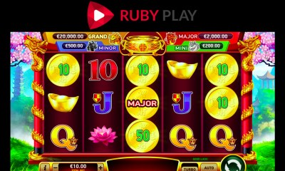 RubyPlay launches Chinese mythology themed slot He He Yang