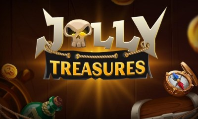 Evoplay Entertainment hoists the mainsail with Jolly Treasures