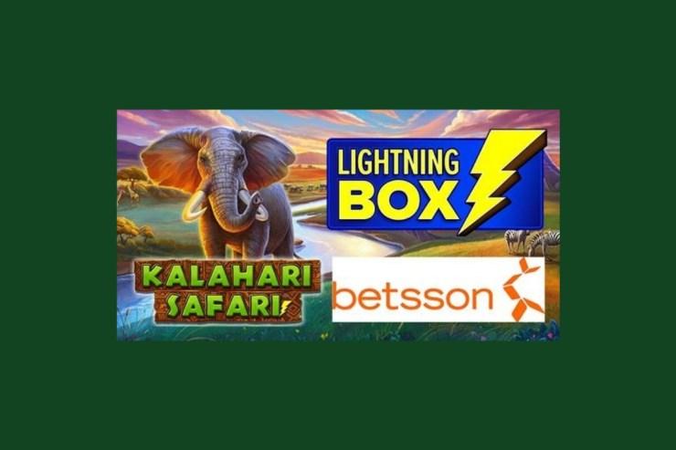 Bersiaplah untuk petualangan Afrika dengan Kalahari Safari Lightning Box
