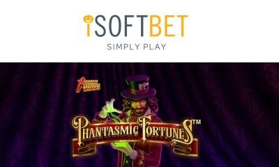 iSoftBet unveils haunting Xpanding Ways in Phantasmic Fortunes
