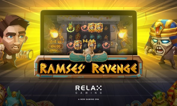 Relax Gaming awakens the dead this Halloween with Ramses' Revenge