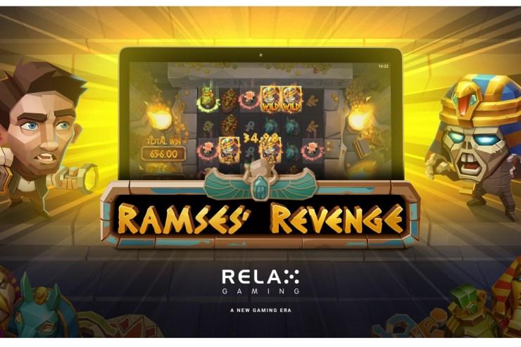 Relax Gaming membangkitkan orang mati di Halloween ini dengan Ramses 'Revenge