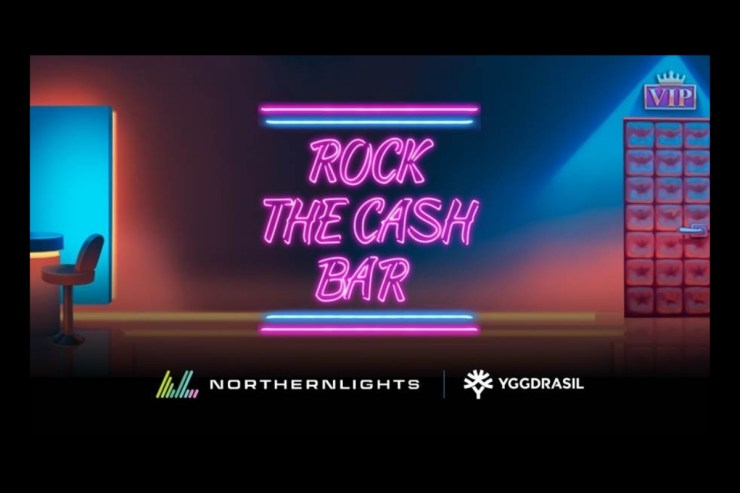 Yggdrasil YG Masters gets the party started with Rock the Cash Bar