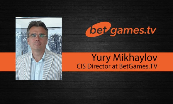 BetGames.TV - Yury Ukraine interview
