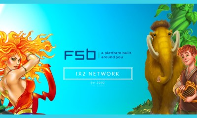 1X2 Network Signs Content Deal with FSB