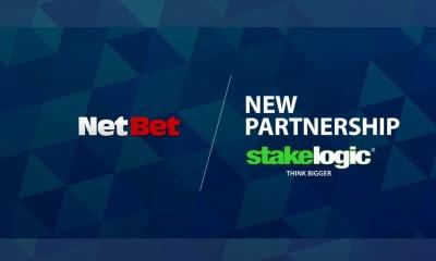 NetBet Integrates Stakelogic Games