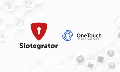 Slotegrator has added OneTouch to its partner network