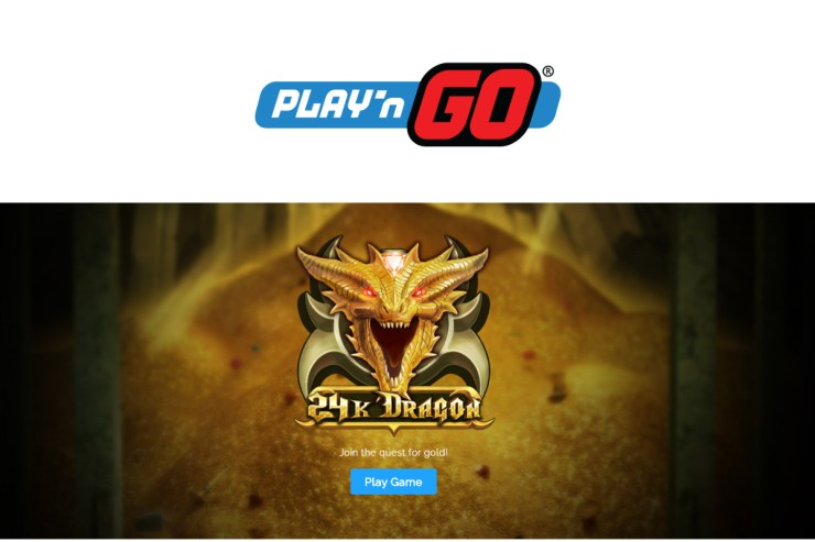 Mainkan GO Look to Strike Gold dengan 24K Dragon!