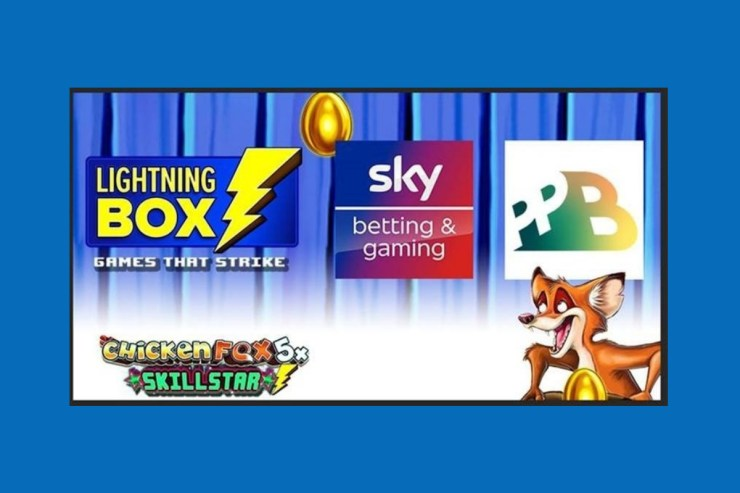 Lightning Box's Chicken Fox5x Skillstar set to ruffle more feathers