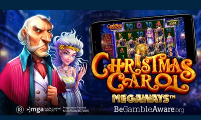 PRAGMATIC PLAY WELCOMES THE GHOSTS OF THE FESTIVE SEASON IN CHRISTMAS CAROL MEGAWAYS™