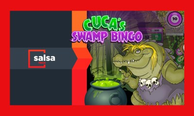 Salsa's creative studio releases Cuca inspired Video Bingo title