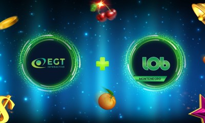 EGT Interactive announces new partnership with Lobbet Montenegro
