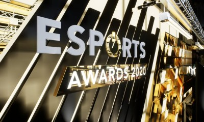 Celebrities From the Billion Dollar Esports Industry Celebrated at the Esports Awards