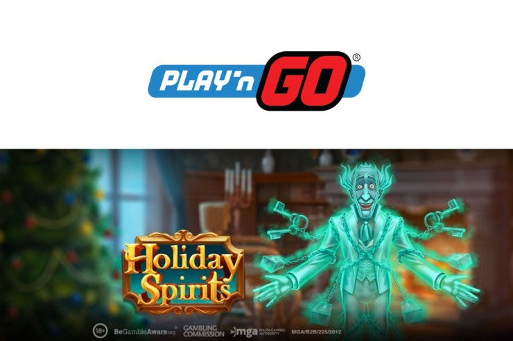 Christmas Comes Early With Play'n GO Holiday Spirits Release