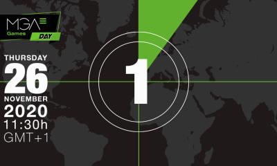 Tomorrow the 100% virtual MGA Games Day begins