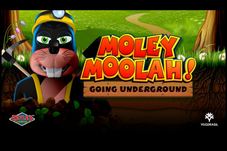 Yggdrasil digs for riches in latest YG Masters release Moley Moolah