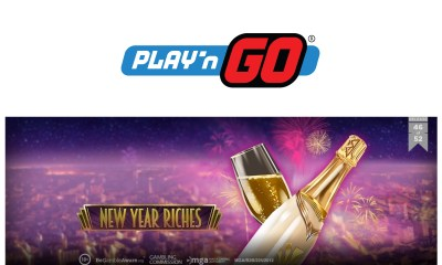 Play'n GO Ring in the New Year with Latest Slot Title