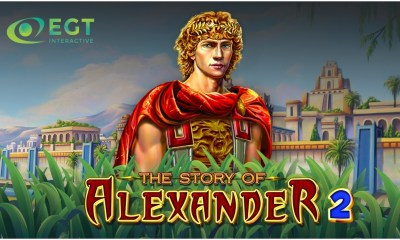 Conquer a Golden Empire in the newest video slot from EGT Interactive