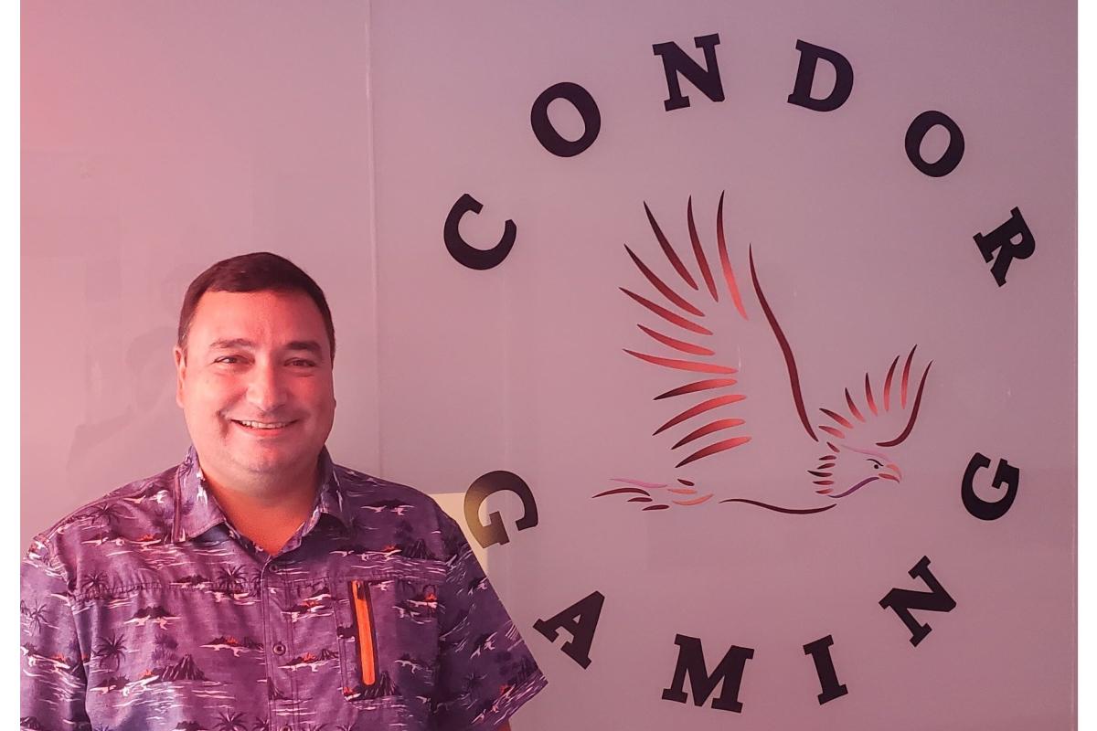 Condor Gaming Menyambut Alexendre Ouaknine sebagai CTO