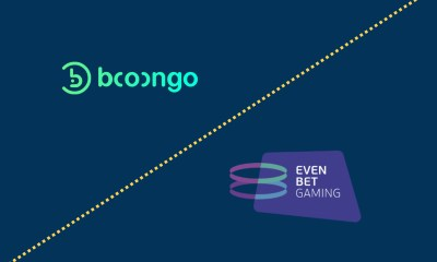 Booongo agrees deal with EvenBet Gaming to deliver slots portfolio