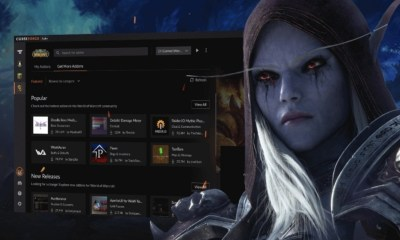Overwolf Launches New CurseForge App Ahead of WoW Shadowlands Expansion