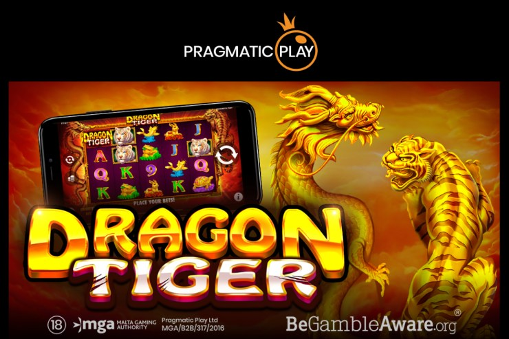 Pragmatic Play Releases Roaring Hit Dragon Tiger