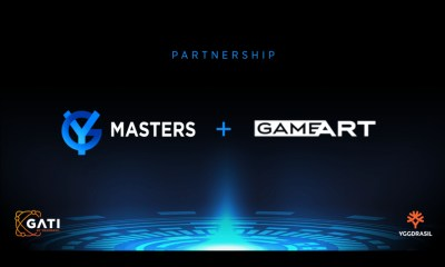 GameArt the latest studio to join Yggdrasil's YG Masters program