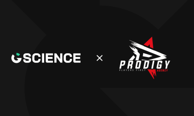 Prodigy Agency Announces Gscience as Their Health & Performance Partner