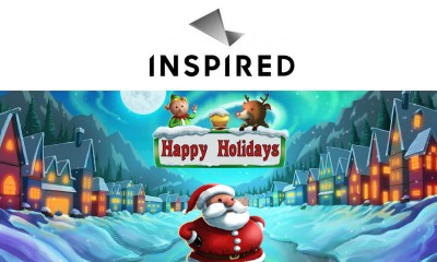 Inspired launches 3 Xmas games: Christmas Cash Pots, Santa Stacked Free Spins and Santa King Megaways