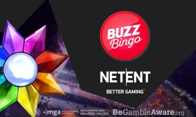NetEnt to launch with Buzz Bingo in the UK