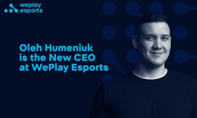WePlay Esports names a new CEO, Oleh Humeniuk