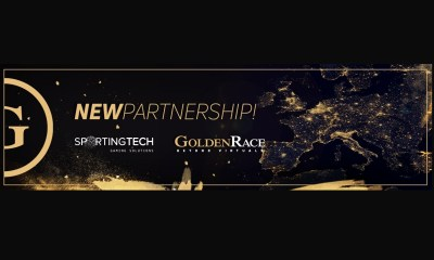 GoldenRace and Sportingtech partnership