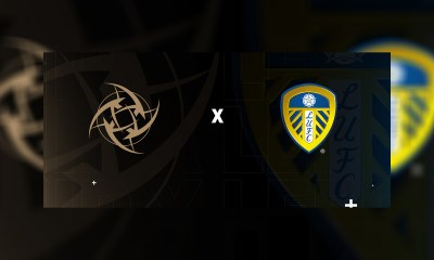Leeds United Partners with Ninjas in Pyjamas